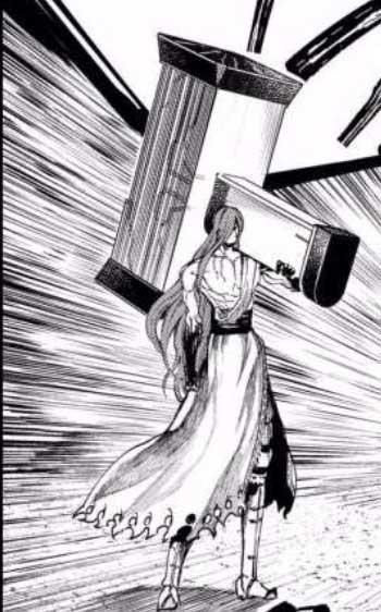 終末のワルキューレ・トール神の武器「ミョルニル」
